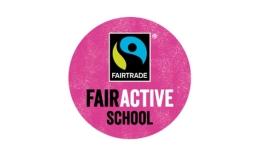 We are a FairActive School Icon
